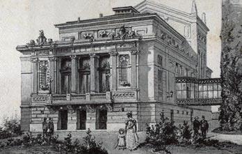 Theatre du casino evian les bains
