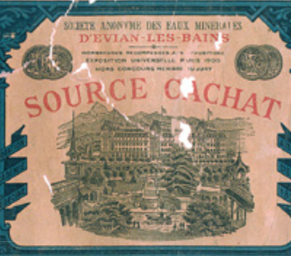 1859 soci t anonyme des eaux min rales d 39 vian les bains - Office de tourisme d evian les bains ...