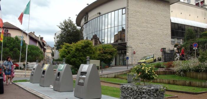 Palais des festivit s d 39 evian les bains - Office de tourisme d evian les bains ...