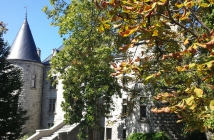 Chateau du Martelay, lycée Anna de Noaille