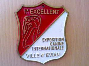 exposition canine internationale Evian