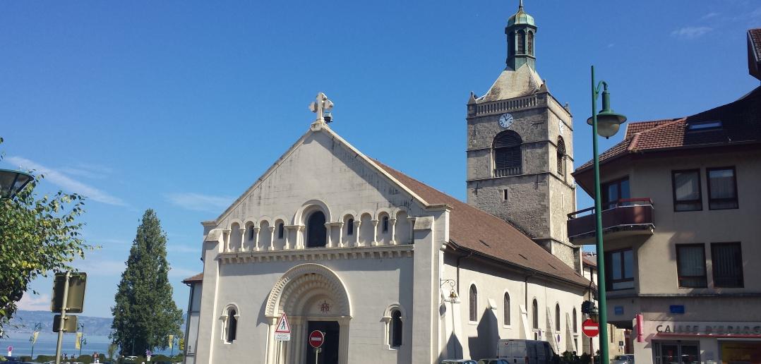 Liste des endroits et monuments historiques voir evian - Office de tourisme d evian les bains ...