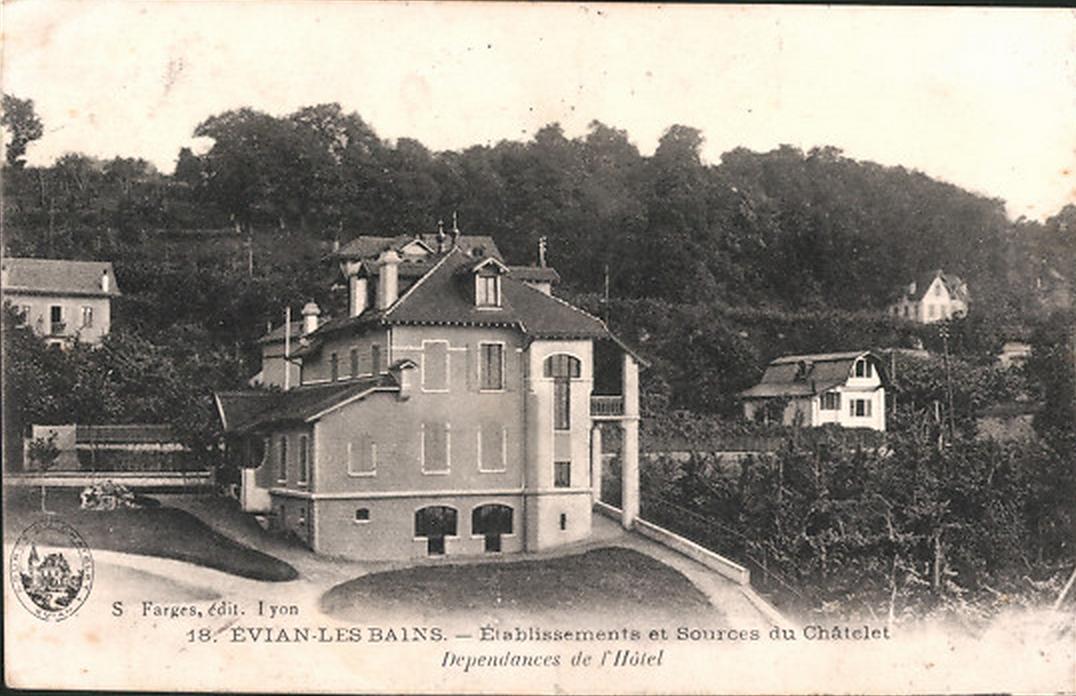 Casino Chatele
