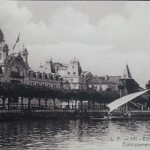 Les thermes, devenus Palais Lumière