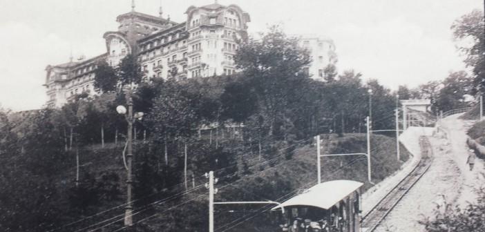 Funiculaire du Royal Hôtel