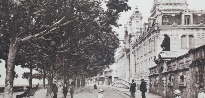 Les thermes, devenu Palais Lumière