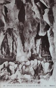 Source des grottes