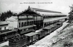 Gare d'Evian