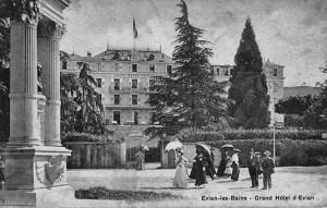 Le Grand Hôtel d'Evian