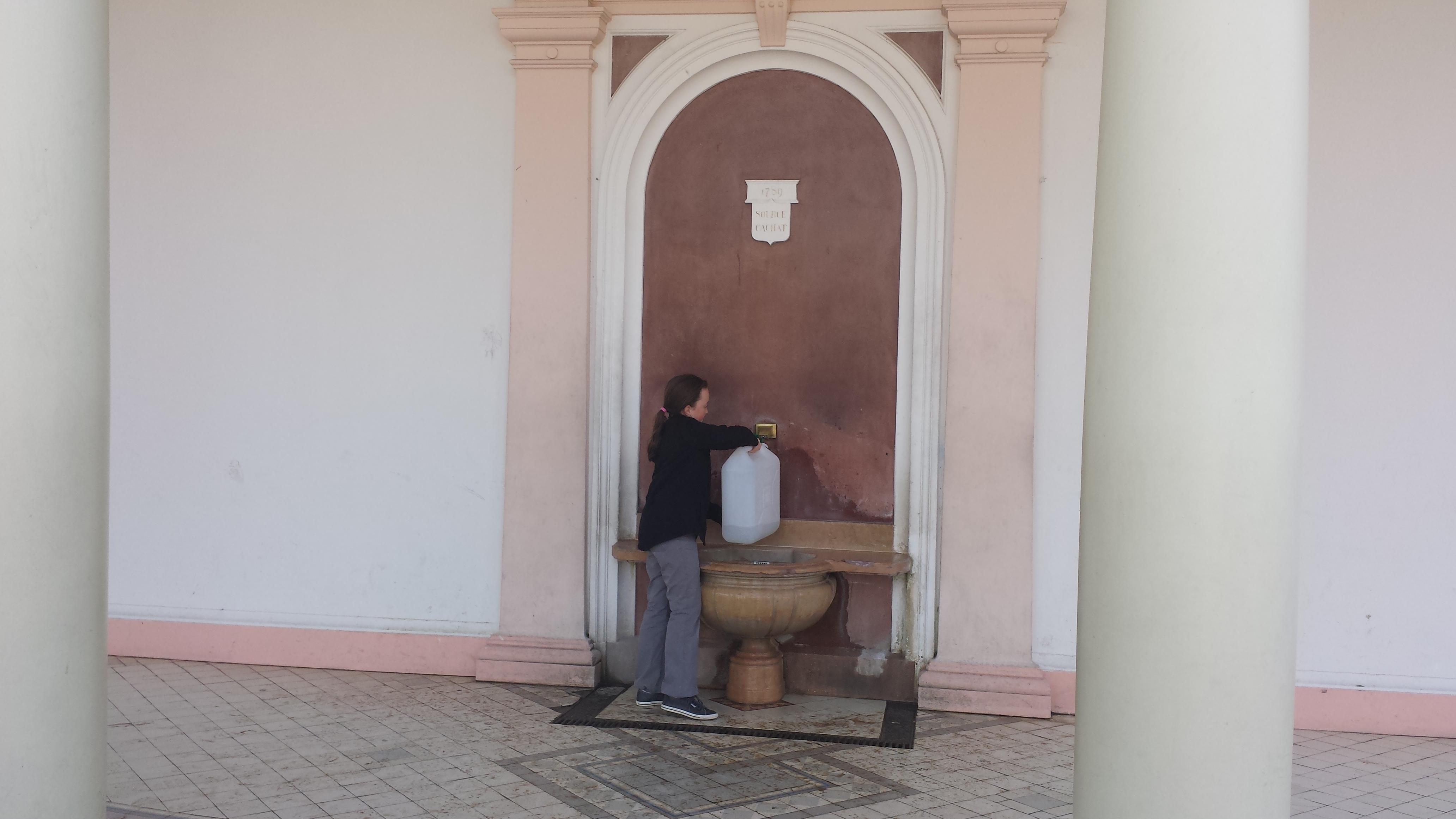 Les sources d 39 evian les bains - Office de tourisme d evian les bains ...