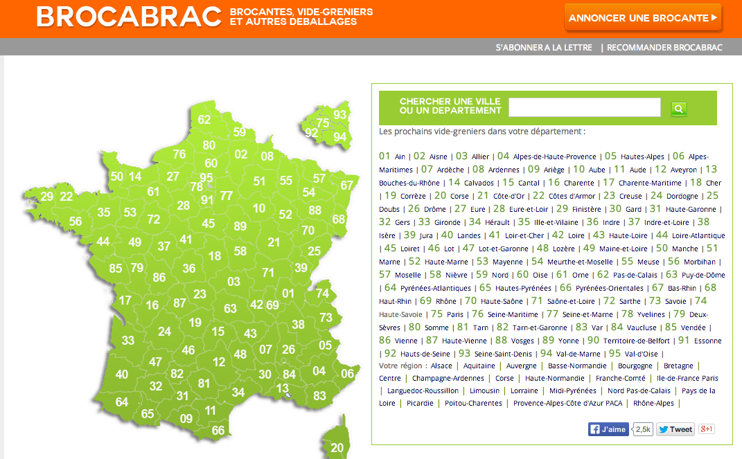Brocabrac vian les bains cit de haute savoie france - Brocabrac ile de france ...