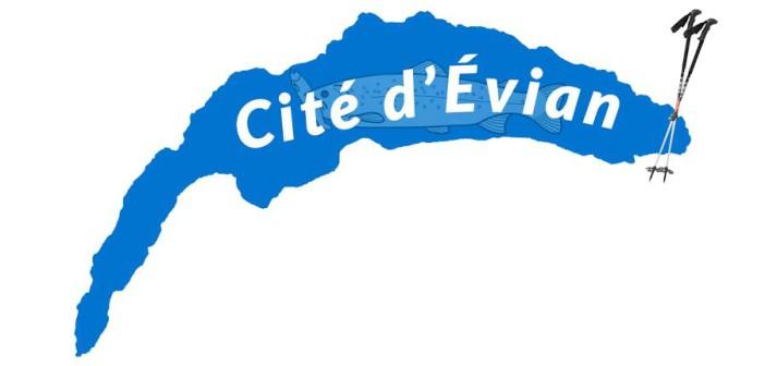 C'était une idée pour le logo de cité d'Evian et puis on a amélioré l'idée