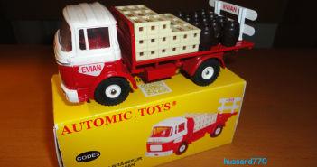 Berliet Gak sur Base Dinky Toys 588