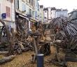 Flottins place charles de Gaulle Evian 2014