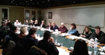 Conseil municipal Evian Février 2015