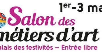 Evian accueille un Salon des métiers d'art du 1er au 3 mai 2015