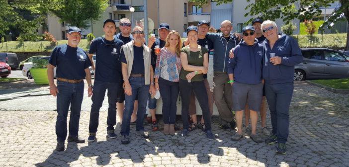 Les plongeurs d'Evian sont intervenus pour la propreté du lac