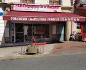 La boucherie des Compagnons à Evian