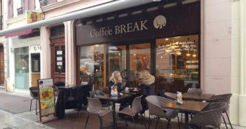 Coffee Break, rue nationale