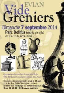Vide greniers2014