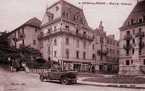 Hotel du chateau de Fonbonne Evian les bains