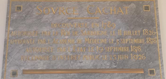 Gabriel Cachat, une célébrité sans fortune – inventeur de l'eau d'Evian