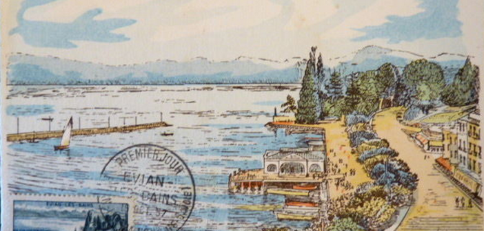 enveloppe 1er jour timbre poste