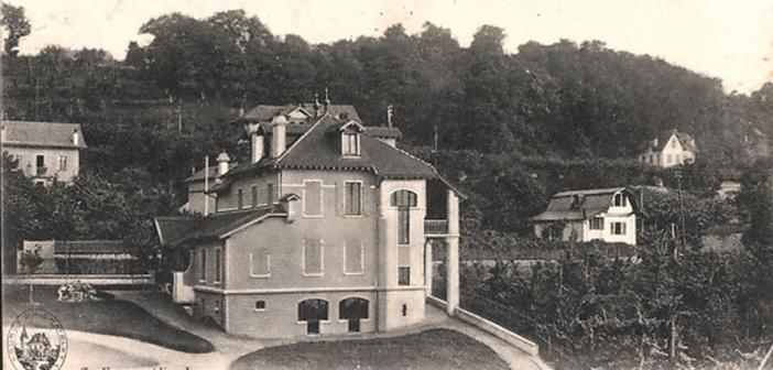 établissements et sources du Châtelet - dependances de l'hotel