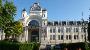 Anciens thermes devenus Palais Lumière