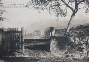 L'Ermitage et le plateau des Maturins