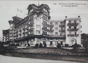 Le Royal hôtel