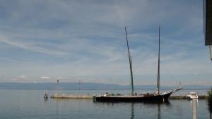 Barque La Savoie