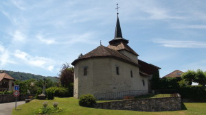 Chapelle de Maraiche-Neuvecelle