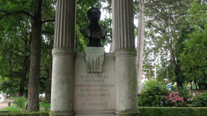 Grégoire Bibesco Bassaraba de Brancovan, père d'Anna de Noailles