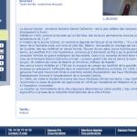 l'office du tourisme d'Evian parle d'un marquis de Lessert au lieu de Laizer