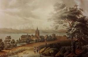 1823 Evian les bains