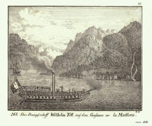 1823 - Meillerie-bateau - le Guillaume-Tell-1823