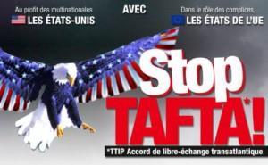 Stop à l'entente TAFTA