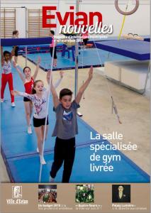 Evian nouvelles N°47 mars juin 2015